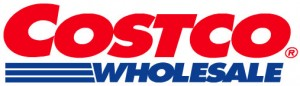 The logo of Costco Wholesale