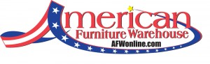 Logo of American Furniture Warehouse