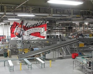 Budweiser office