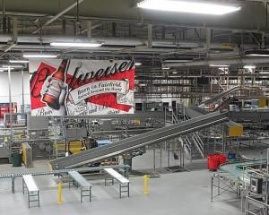 Budweiser office