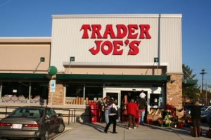 Trader Joes shop