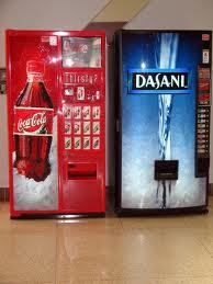 Dasani coca cola