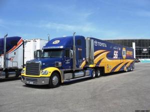 NAPA truck